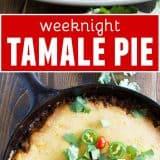 Weeknight Tamale Pie Recipe
