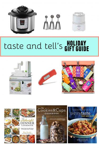 My top 9 picks for the best holiday gifts for the person who loves to be in the kitchen!