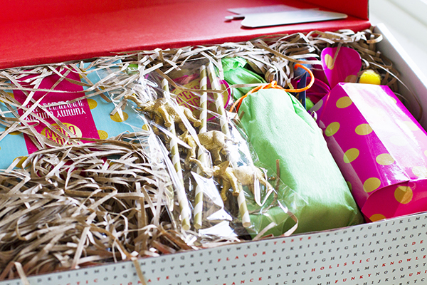Thoughtfully Gift Boxes and a recipe for White Chocolate Caramel No Bake Pumpkin Pie