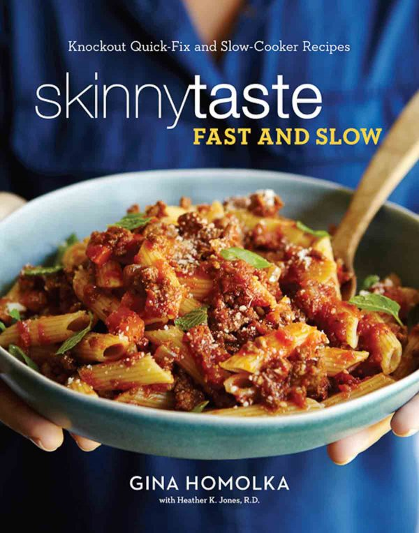 A review of Skinnytaste Fast and Slow, plus a recipe for Slow Cooker Turkey Meatloaf.