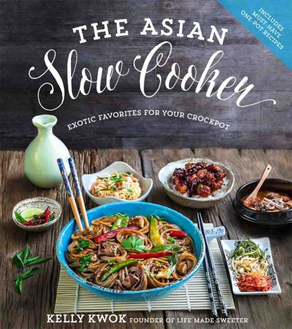 A review of The Asian Slow Cooker, plus a recipe for Slow Cooker Sweet Chili Chicken Drumsticks.