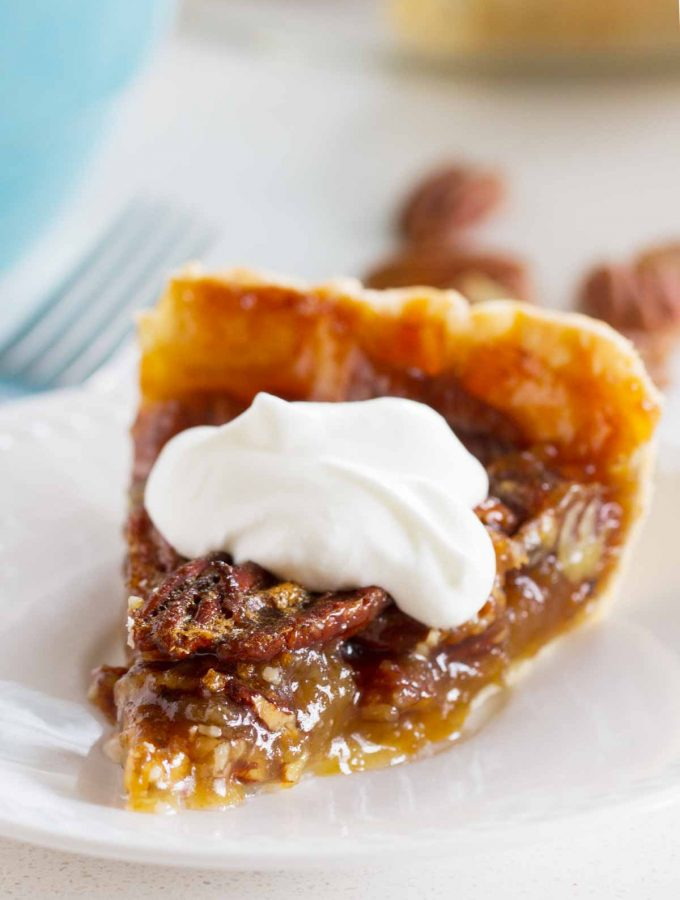 Classic Pecan Pie Recipe for Pi Day