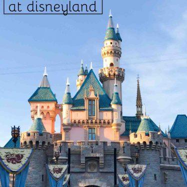 What We Ate at Disneyland