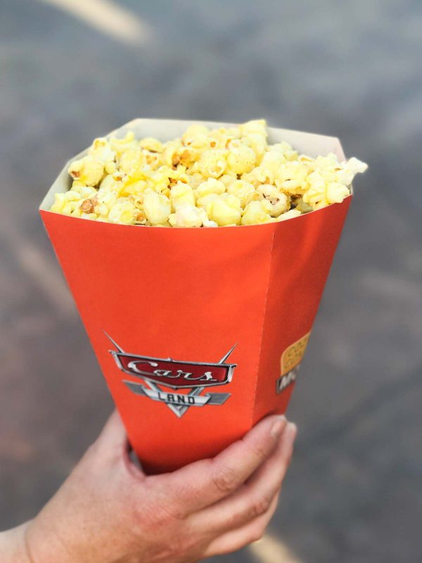 Dill Pickle Popcorn at Disney California Adventure