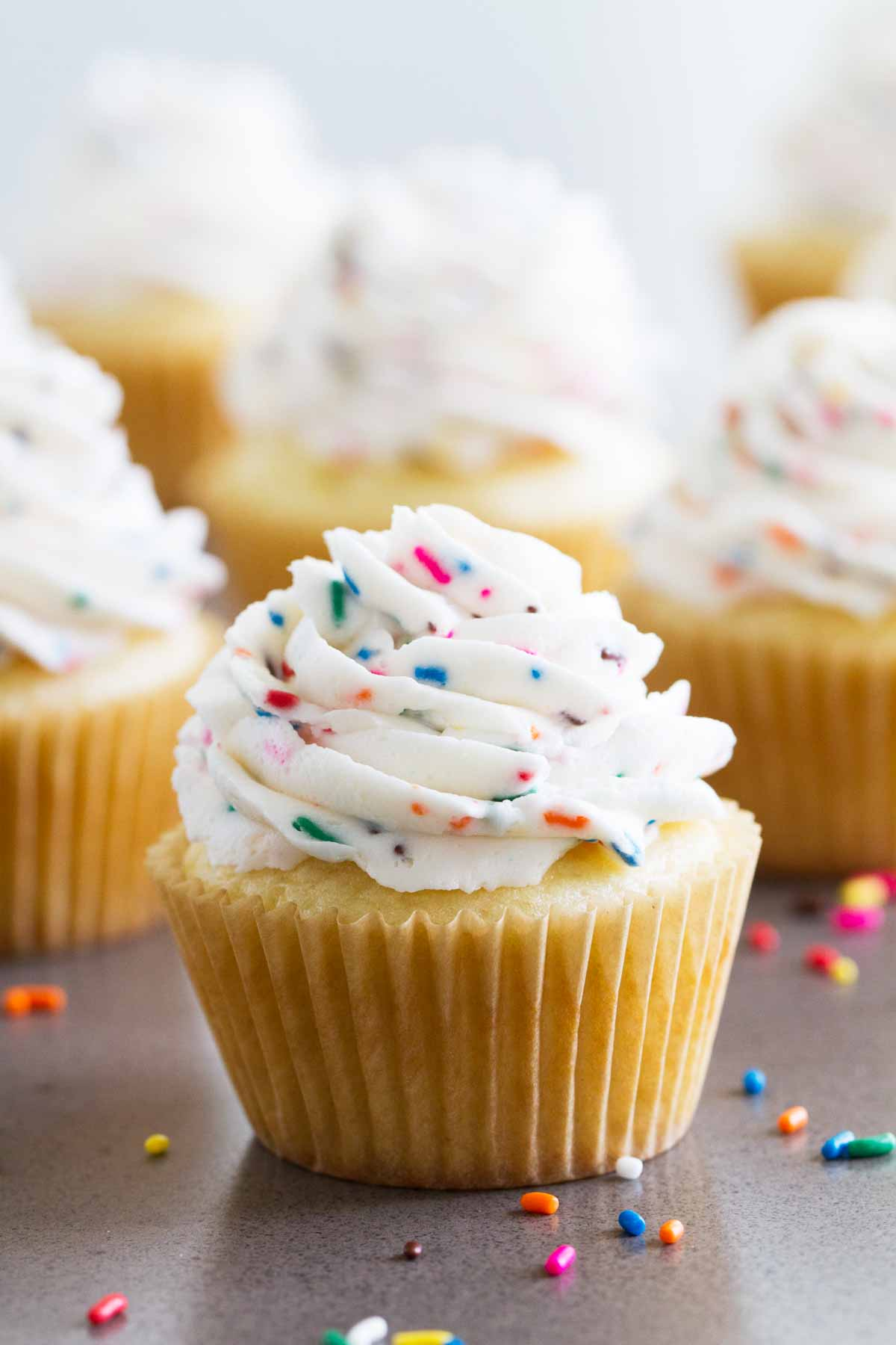 Funfetti Frosting Taste And Tell