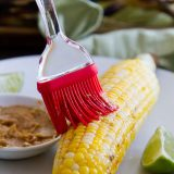 Nothing says summer like grilled corn on the cob! And this Grilled Corn on the Cob with Smoky Butter is so flavorful and the perfect summer side dish.