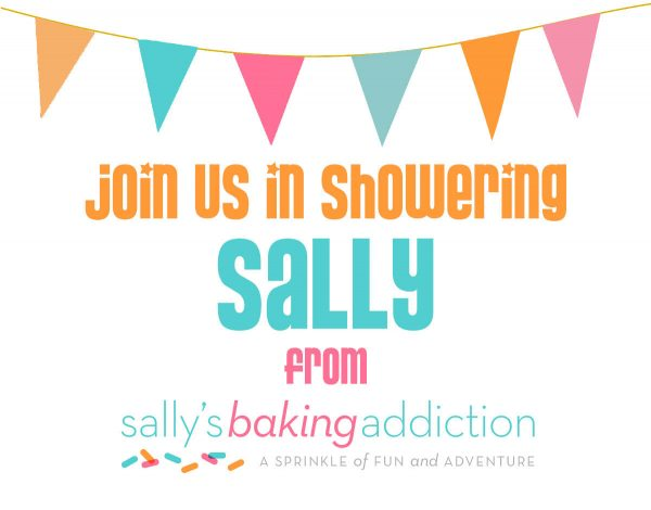 Celebrating Sally from Sally's Baking Addiction