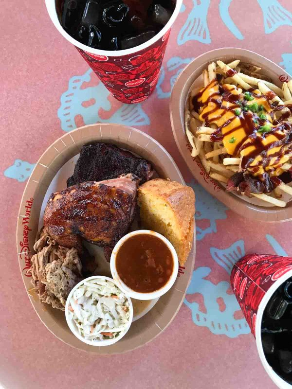 Flame Tree Barbecue at Disney World