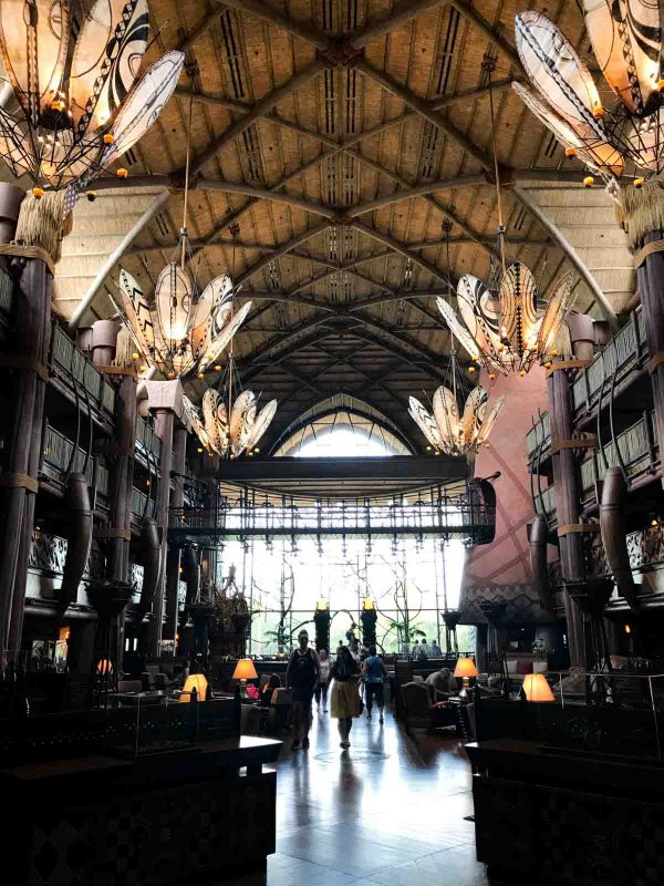 Animal Kingdom Lodge - Disney World