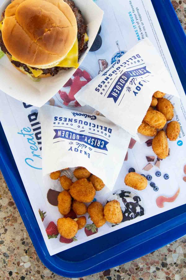 Celebrate National Cheese Curd Day at Culvers on October 15