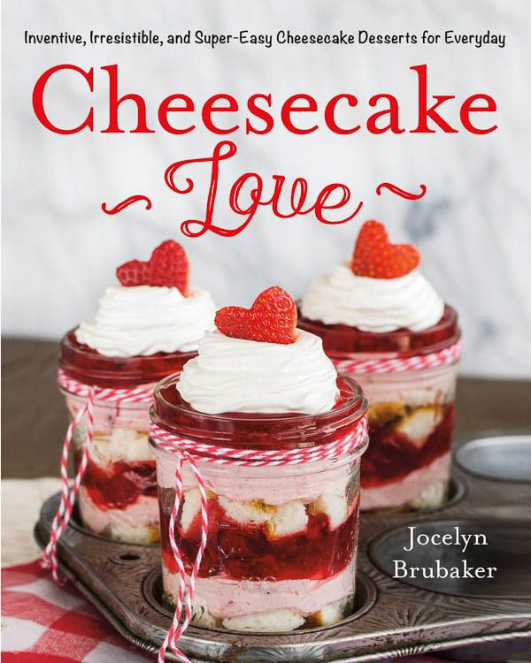 A review of Cheesecake Love by Jocelyn Brubaker and a recipe for Turtle Cheesecake Cookie Bars.