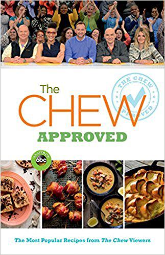 A review of The Chew Approved and recipe for Creme Brulee French Toast