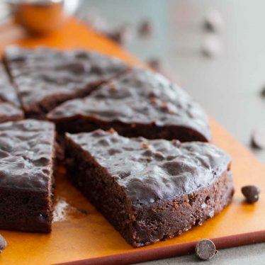 It doesn't get more fudgy and chocolatey than these Pressure Cooker Fudgy Brownies! These brownies are moist, dense and rich.