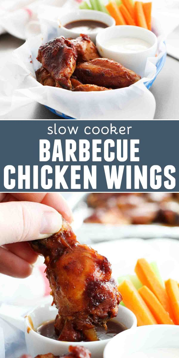 Slow Cooker Barbecue Chicken Wings Taste And Tell