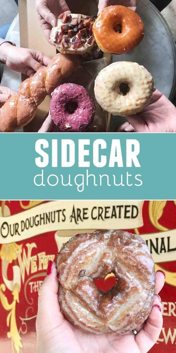 Sidecar Doughnuts - California