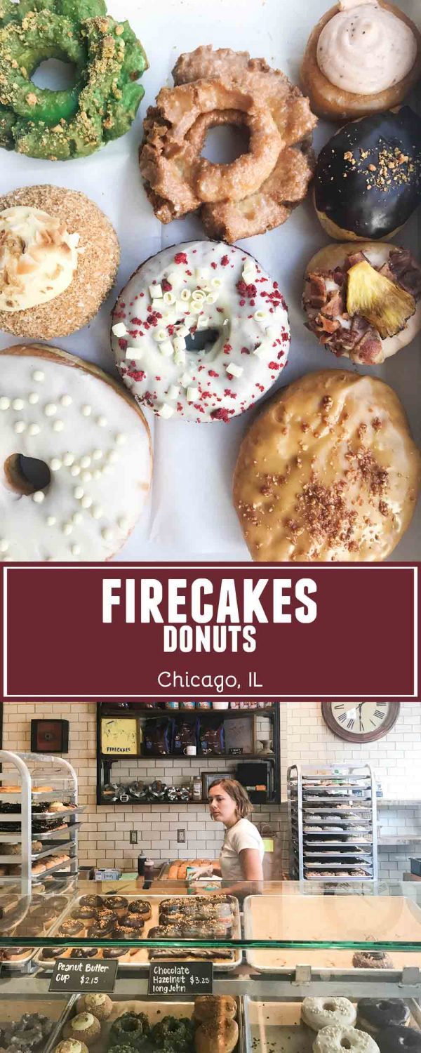 No trip to Chicago Illinois is complete without checking out the donut scene! Firecakes Donuts was my first foray into Chicago donuts - my favorites and thoughts are included.