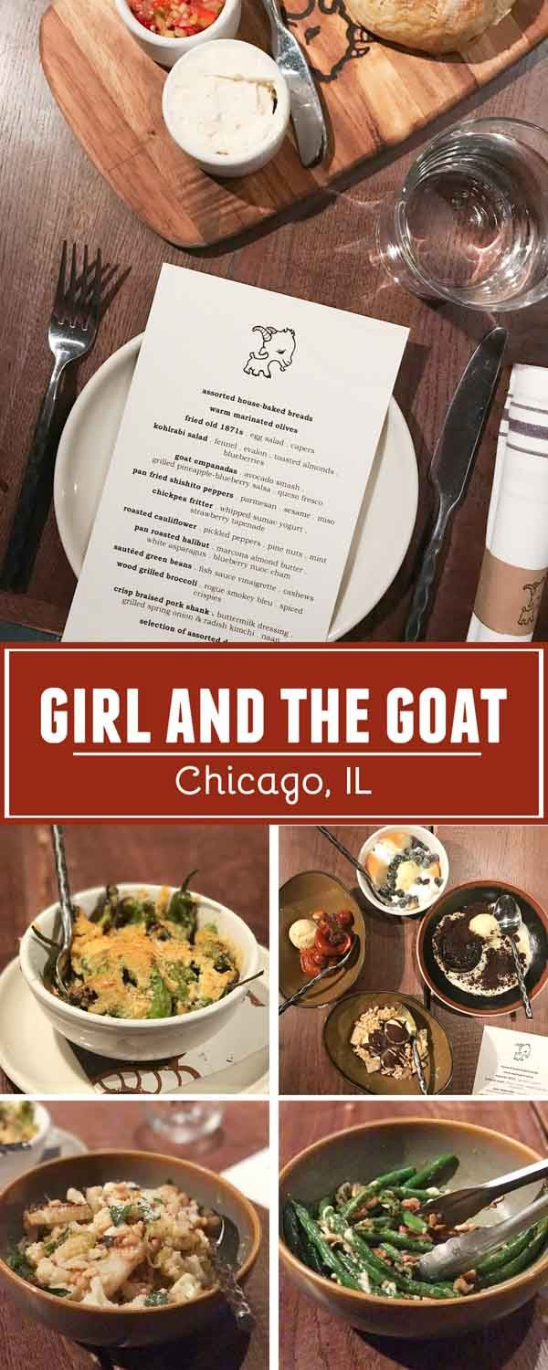 A look into my meal at Girl and the Goat. This Chicago, Illinois restaurant features small plates full of flavor. It's a must visit in Chicago!
