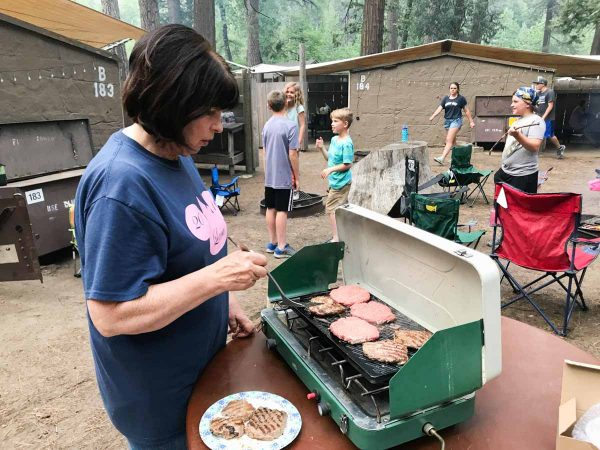 Housekeeping Camp at Yosemite National Park