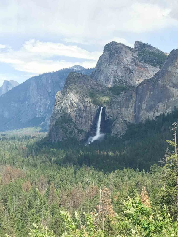 Yosemite National Park and Housekeeping Camp