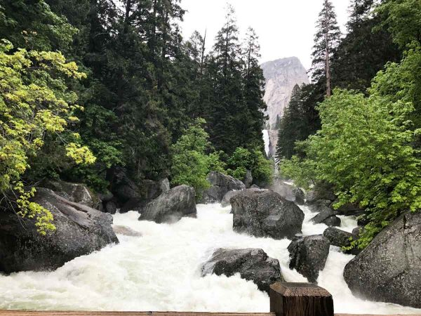 Yosemite National Park and Housekeeping Camp