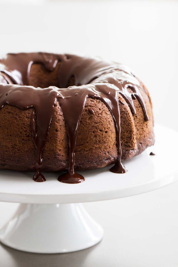 Double Chocolate Bundt Cake Taste And Tell