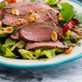 Thai Steak Salad - perfect for outdoor bbqs
