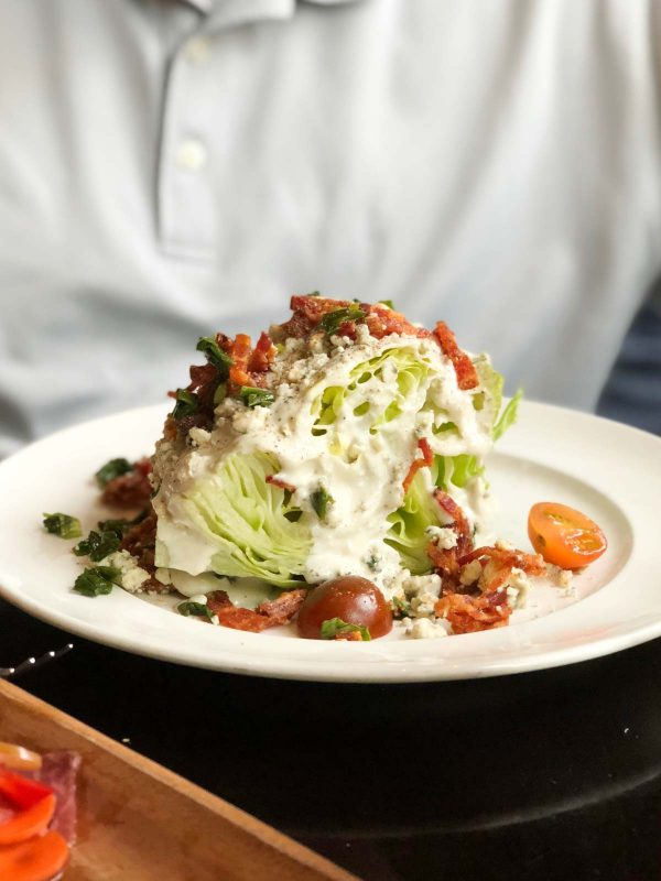Wedge Salad from Guard and Grace in Denver, Colorado