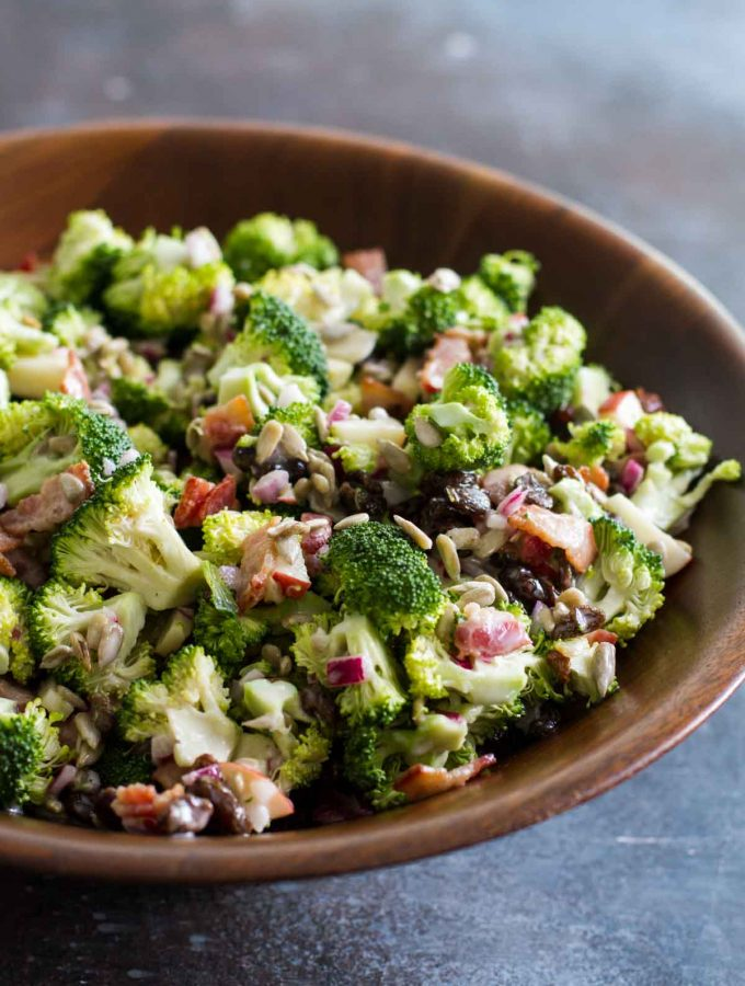 How to make Broccoli Salad Recipe