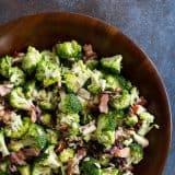 How to make a classic Broccoli Salad Recipe