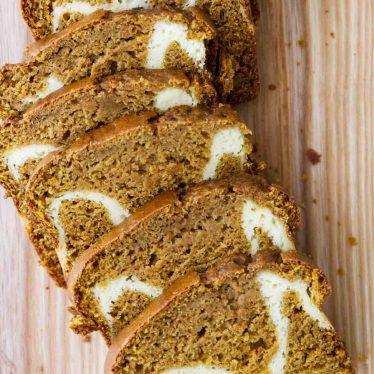 How to Make Cream Cheese Pumpkin Bread Recipe