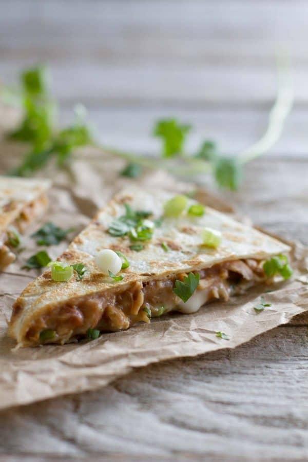 Rio Grande Easy Chicken Quesadilla Recipe Taste And Tell