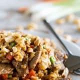 Beef Stir Fry Recipe - Asian Rice and Beef Stir Fry Recipe