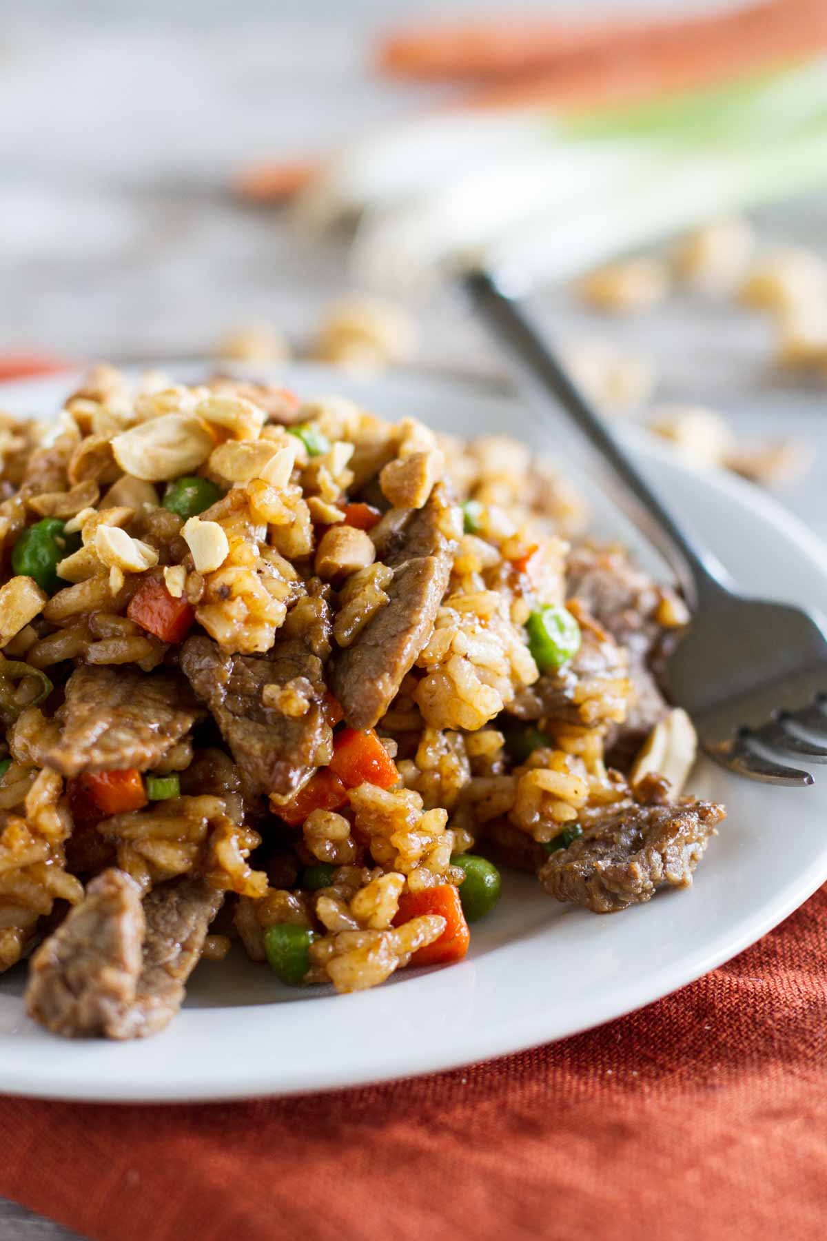 Asian Stir Fry Recipe Rice And Beef Stir Fry Taste And Tell