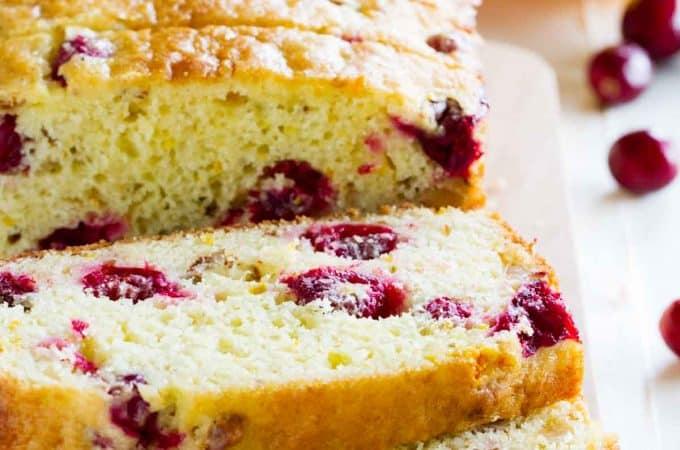 Cranberry Orange Bread Recipe