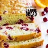 How to make Cranberry Orange Bread