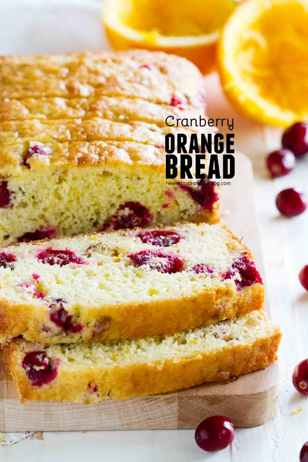 How to make Cranberry Orange Bread