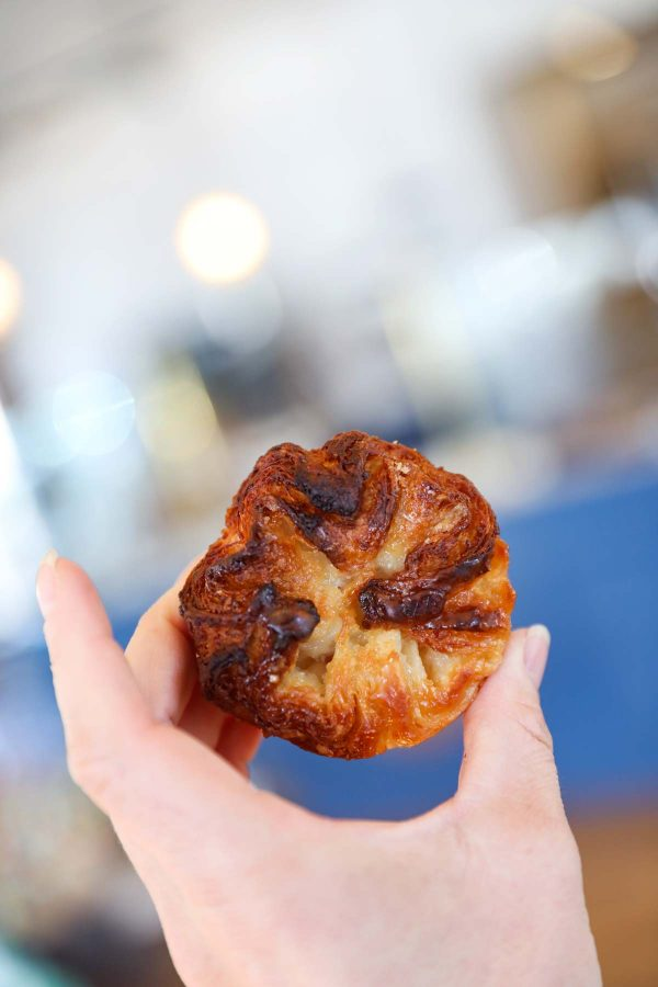 Kouign Aman from Belles Bakery in Heber City, UT