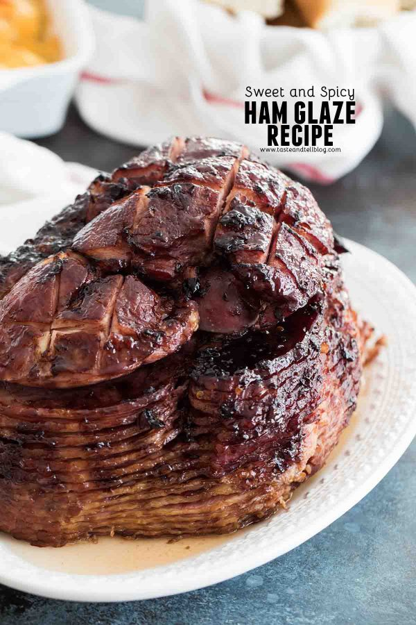 How to make Sweet and Spicy Ham Glaze Recipe