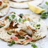 What to Put on Easy Fish Tacos