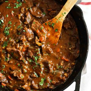 How to make Smothered Beef Tips and Gravy