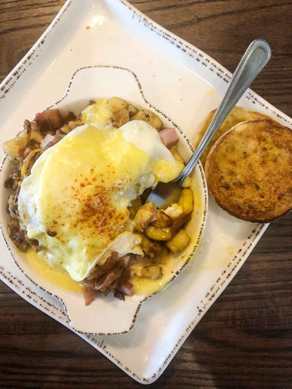 Cambridge Skillet from The Egg and I in St George Utah