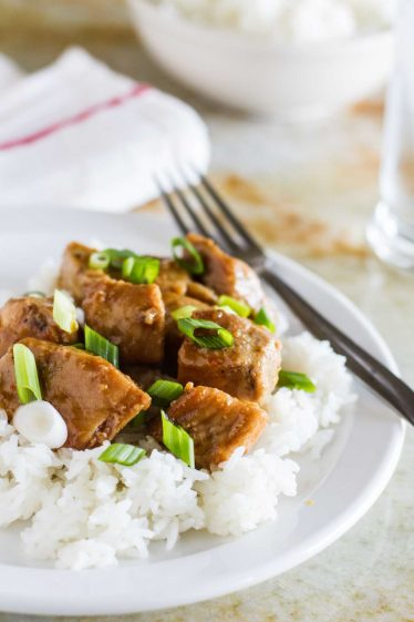 Asian Slow Cooker Pork Roast