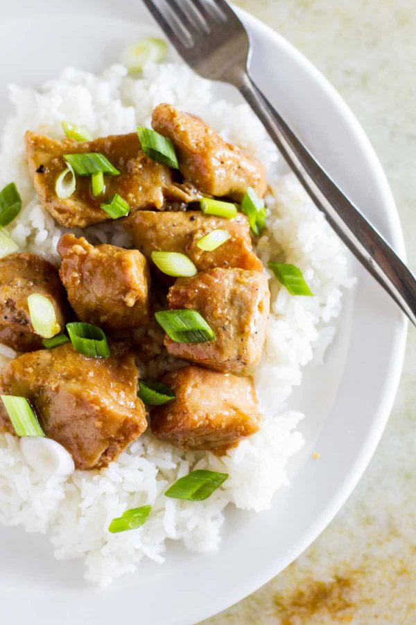 Asian Crock Pot Pork Roast