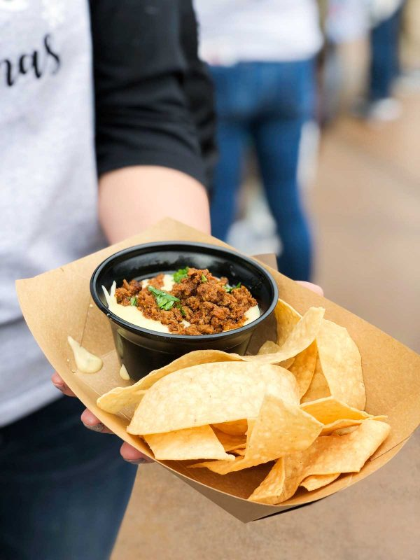 Chorizo Queso Fundido from Disney Festival of Holidays 2018