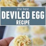 The Best Deviled Egg Recipe