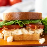 Easy Egg Salad BLT Recipe