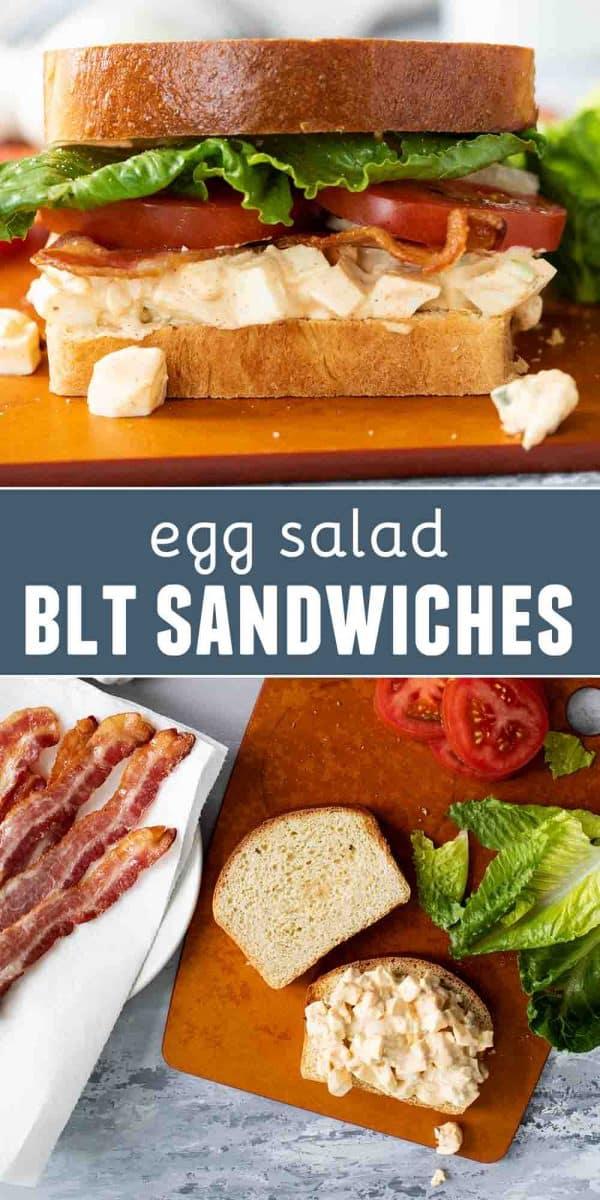 Egg Salad BLT Recipe