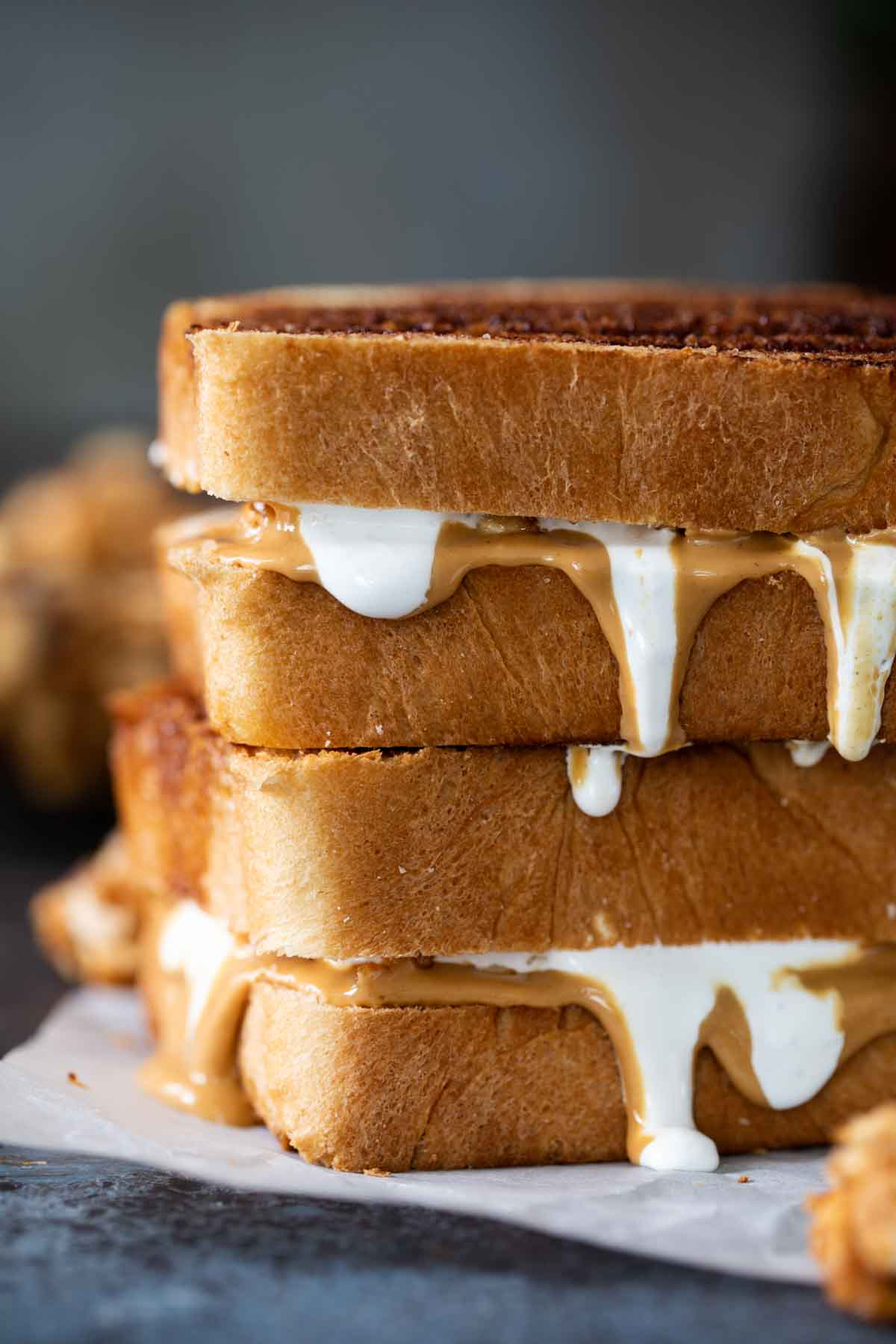 How To Make A Fluffernutter Panini Taste And Tell