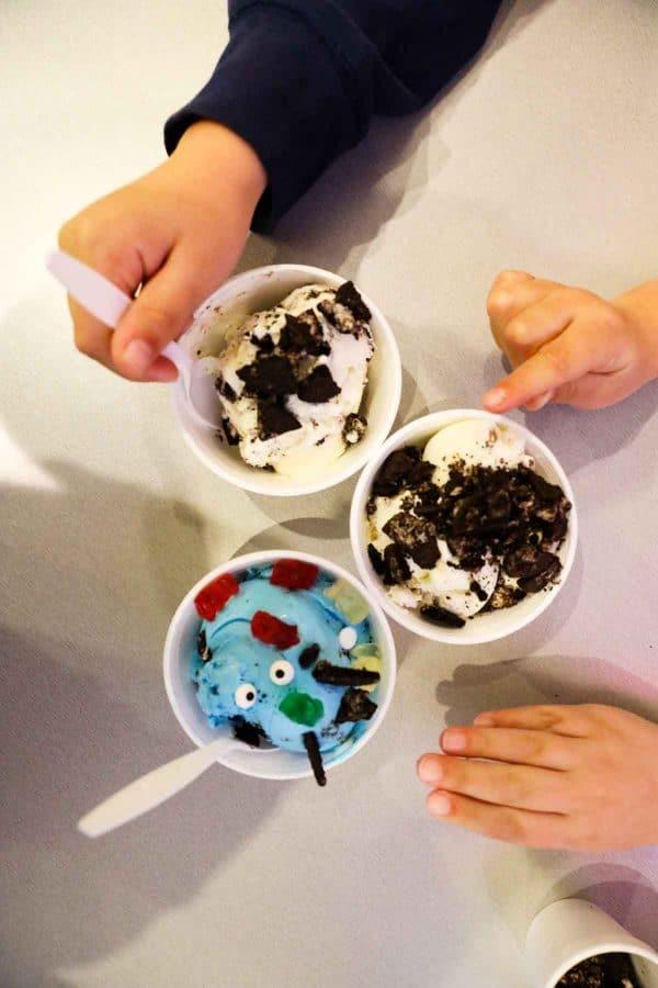 Ice Cream from Howdy Homemade Ice Cream
