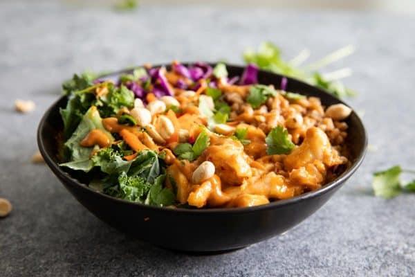 Healthy Meal Prep Buddha Bowls